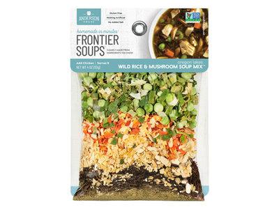 Frontier Soups Oregon Lakes Wild Rice & Mushroom  Soup Mix