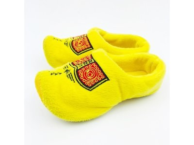 Nelis Imports Slipper Shoe YELLOW Child 10-13 (19 cm)