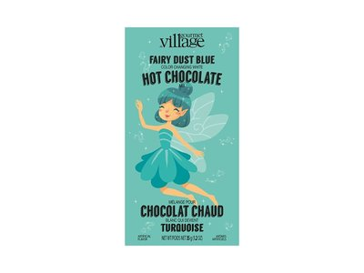 Fairy Dust Color changing White Hot Choc 4 pack
