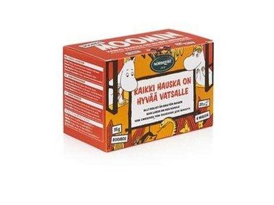 Nordqvist All Things Fun-Good for Tummy 4 Assorted Flavor Rooibos Teas 20ct