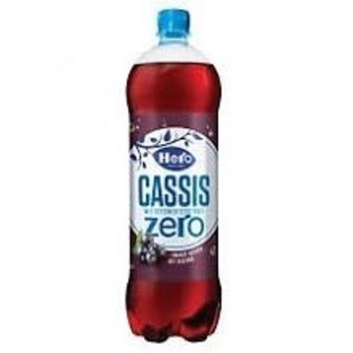 Hero Hero Black Currant Juice ZERO 1.25 liter plastic bottle