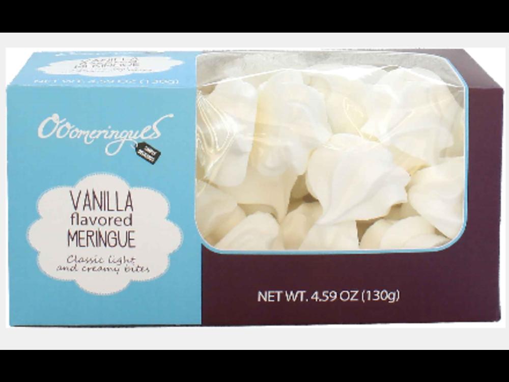 Jeurgens Jeurgens Vanilla Flavored Meringues Box 4.59 oz