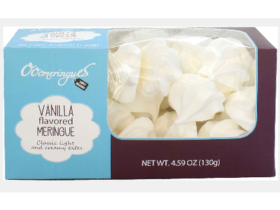 Jeurgens Jeurgens Vanilla Flavored Meringues Box 4.59 oz