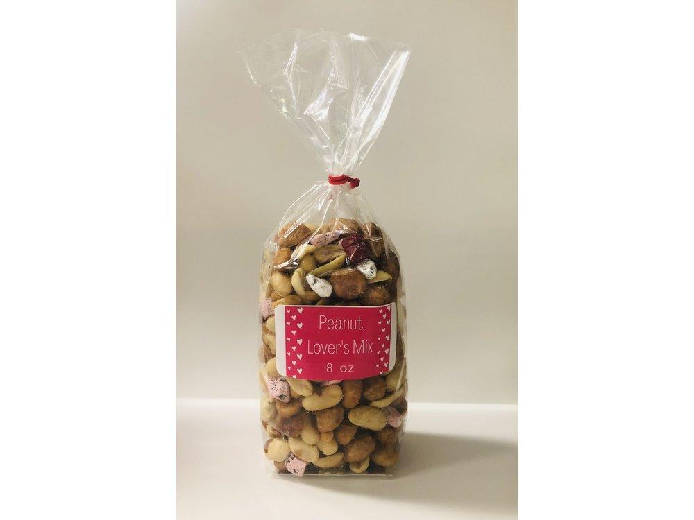 Albanese Albanese Valentine Peanut lovers mix 8 oz