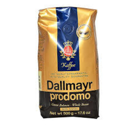 Dallmayr Dallmayr Prodomo Whole Bean Coffee 17.6 oz