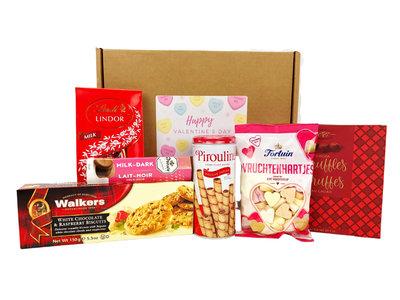 Gift Basket Valentine's Gift Box