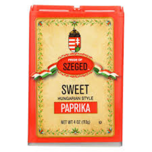 Szeged Szeged Sweet Paprika Spice 4 oz Tin