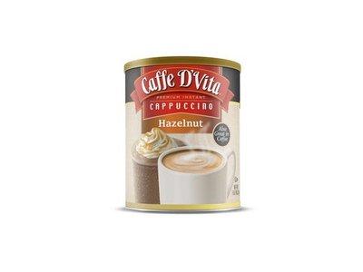 Caffe D Vita Cappucino Hazelnut 16 oz