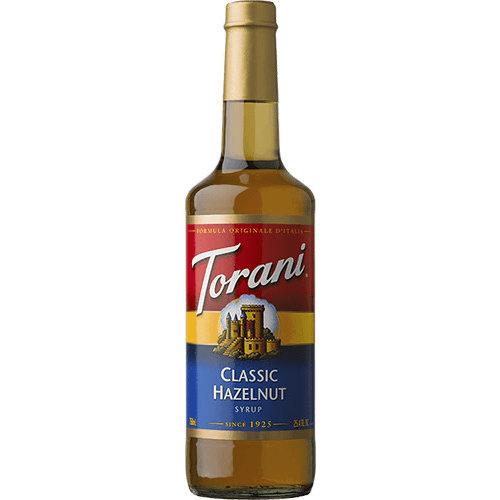 Torani Torani Hazelnut Syrup 12.7 Oz