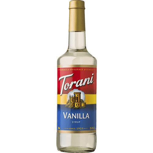 Torani Torani Vanilla Syrup 12.7 Oz
