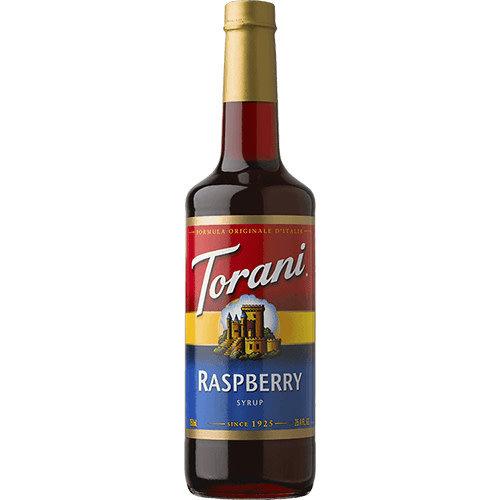 Torani Torani Raspberry Syrup 12.7 Oz