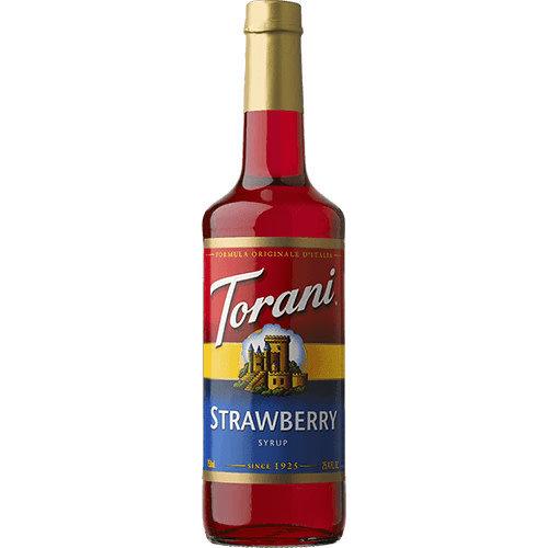 Torani Torani Strawberry Syrup 12.7 Oz