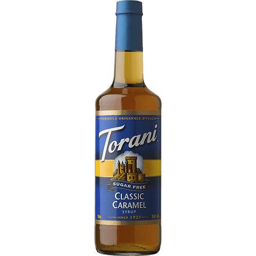 Torani Torani Sugar Free Caramel  Syrup 12.7 oz