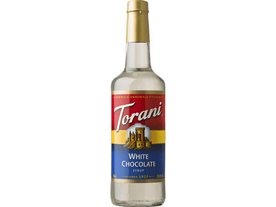 Torani Torani White Chocolate  Syrup 12.7 Oz