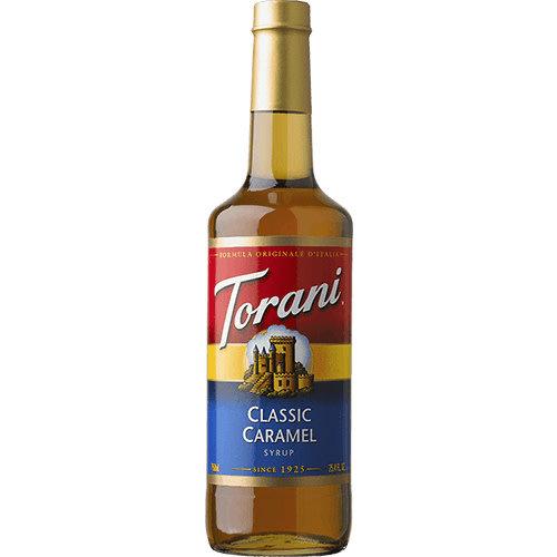 Torani Torani Caramel Syrup 12.7 Oz