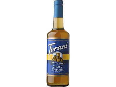 Torani Torani SF Salted Caramel Syrup 12.7 Oz