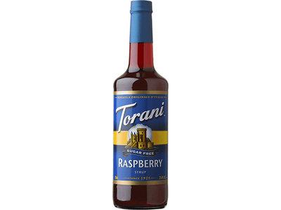 Torani Torani SF Raspberry  Syrup 12.7 Oz