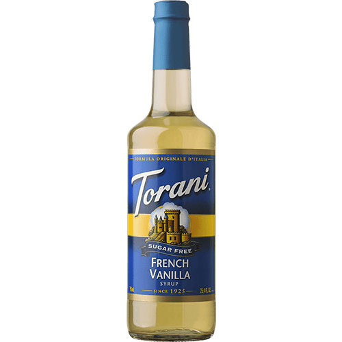 Torani Torani SF French Vanilla  Syrup 12.7 Oz