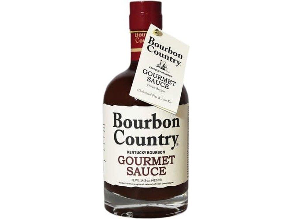 Bourbon Country Bourbon Country Kentucky Bourbon Gourmet Sauce 14.3 oz