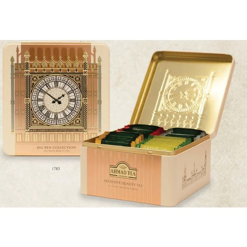 Ahmad Tea Big Ben Collection Tin 40ct