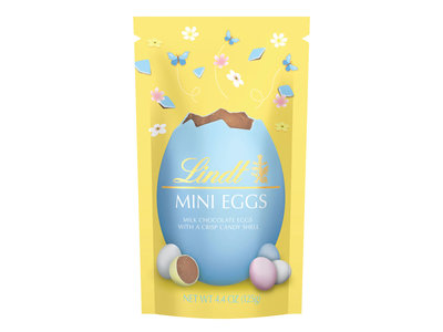 Lindt Asstorted Mini Chocolate Eggs 4.4oz
