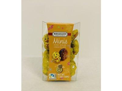 Riegelein Riegelein Mini Chocolate Chicks 3.5 oz
