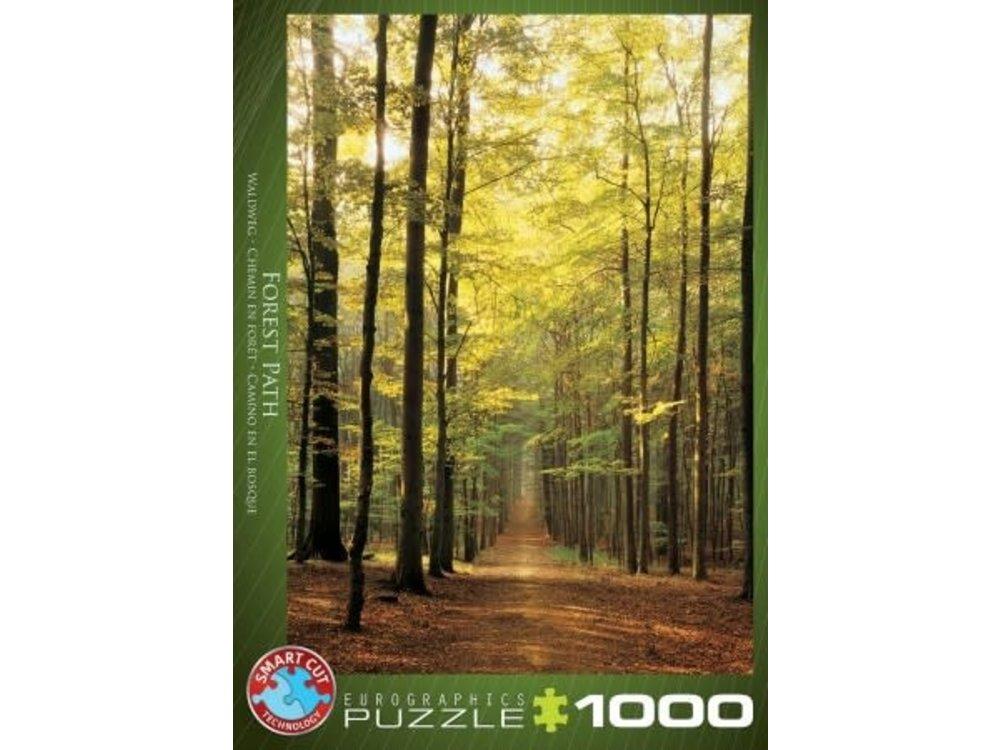 Games Puzzle Forest Path 1000 pc Puzzle