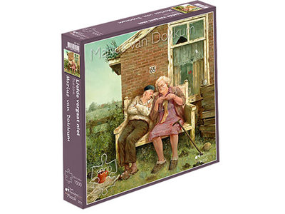 Games Puzzle - True Love Marius Van Dokkum 1000 Pc