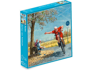 Games Puzzle - Turbo Marius Van Dokkum 1000 pc