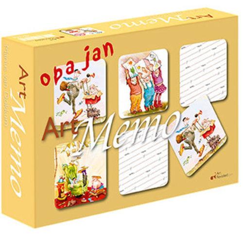 Games Memory Game Opa Jan