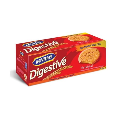 McVities McVities Digestive Biscuit 14.1 oz box