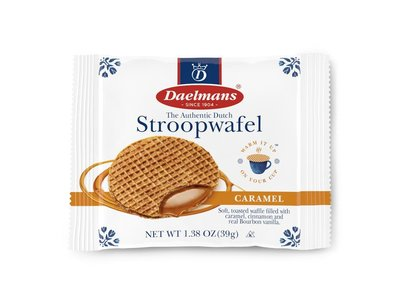 Daelmans Daelmans Jumbo Single Syrupwafer 24-1.38 oz