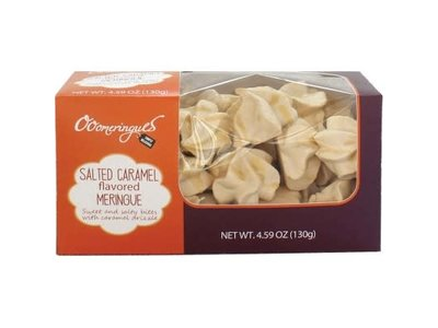 Jeurgens Jeurgens Salted Caramel Flavored Meringues Box 4.59 oz