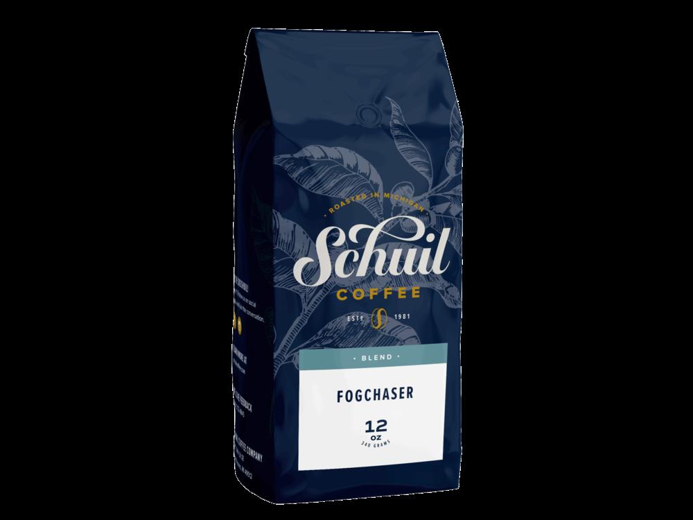 Schuil Schuil Fogchaser Dark Roast Coffee 10 oz