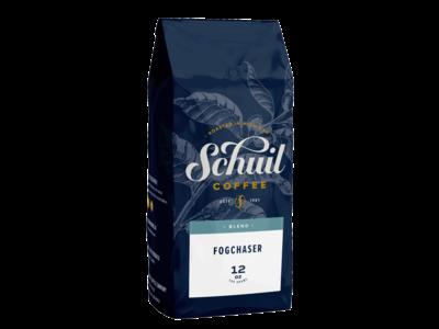 Schuil Schuil Fogchaser Dark Roast Coffee 12 oz