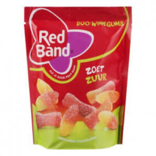 Red Band Red Band Sweet & Sour Winegums 7.9 oz