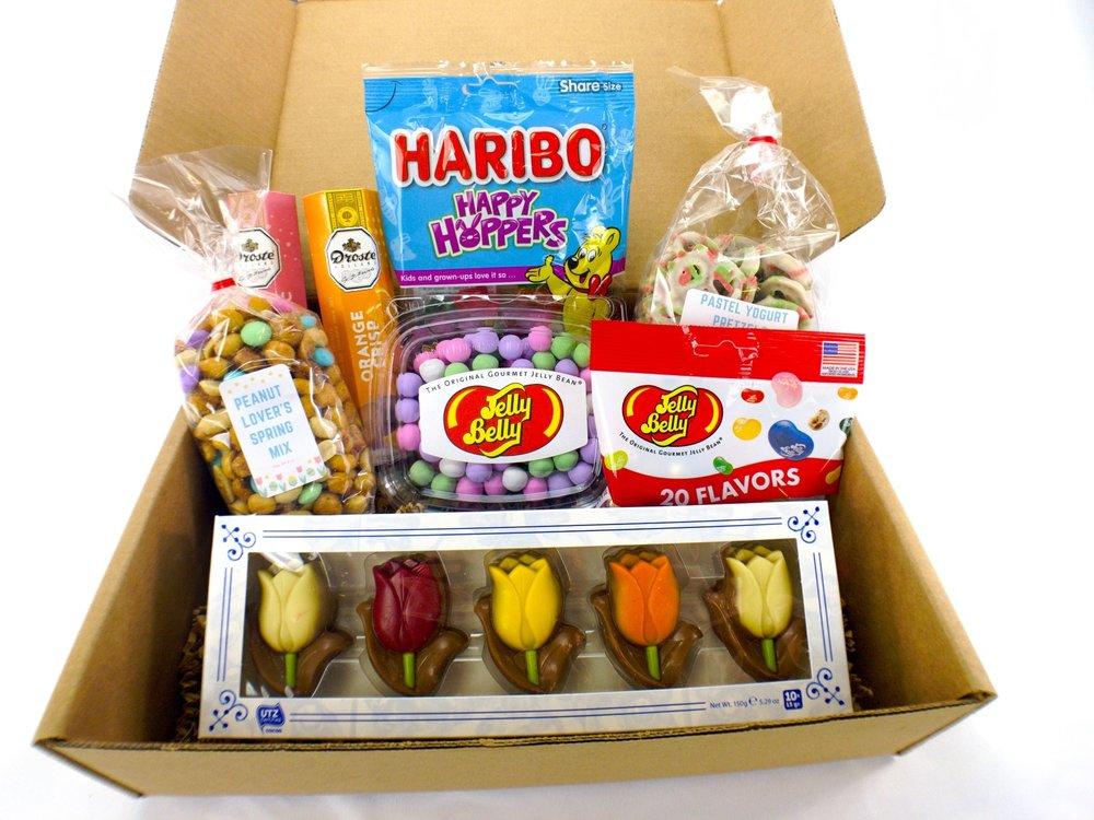 Gift Basket Easter Gift Box