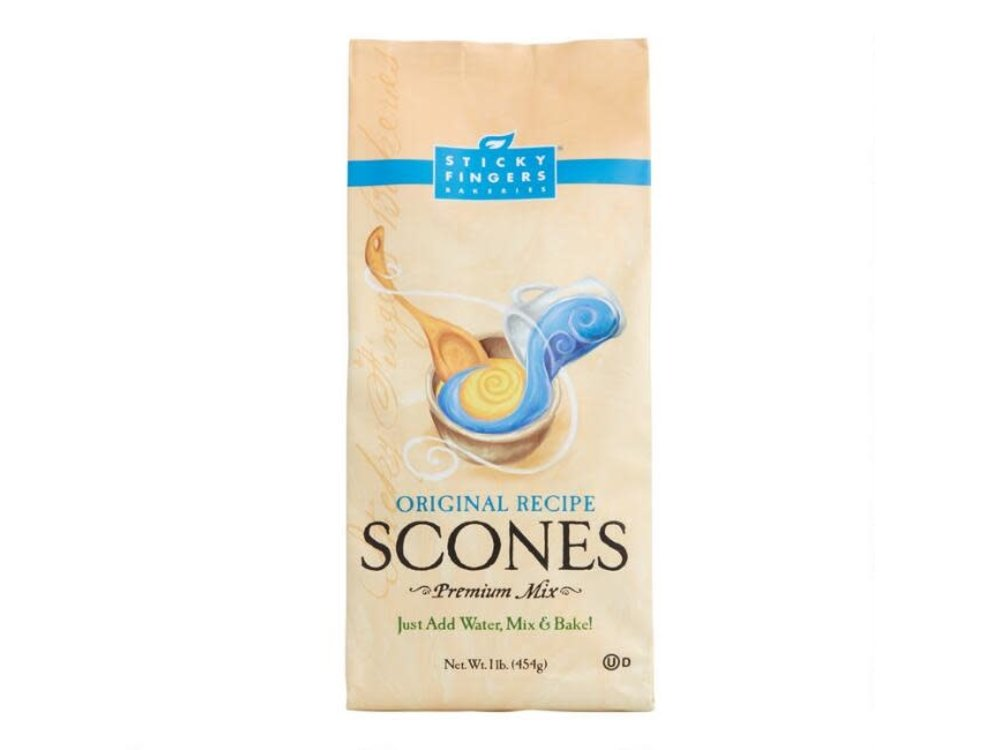 Sticky Fingers Bakery Sticky Fingers Original Scone Mix