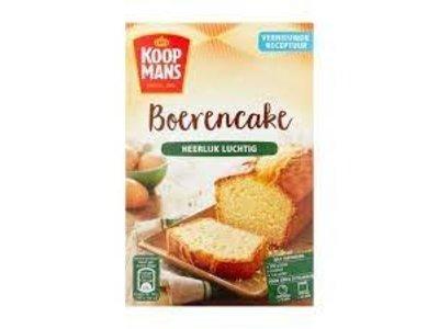 Koopmans Koopmans Boeren Cake mix 14.1 Oz