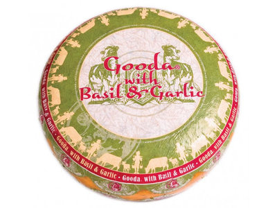 Gouda Basil And Garlic