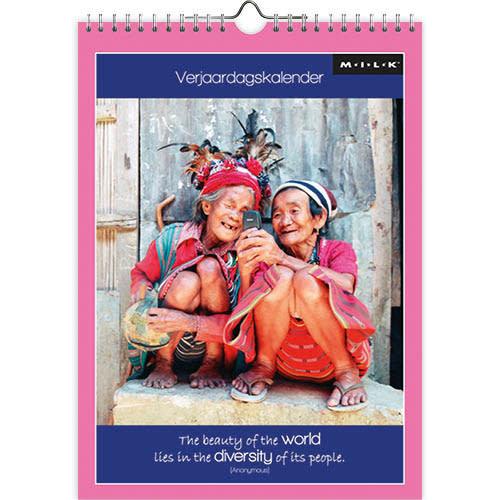 Calendars Birthday Calendar Milk Essence of Human Life