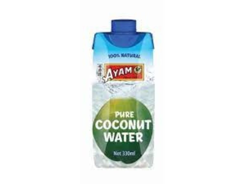 Ayam Ayam Pure Coconut Water 11.1 Ounces