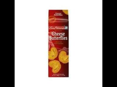 Euro Patisserie Euro Patisserie Cheese Butterflies -3.5 oz
