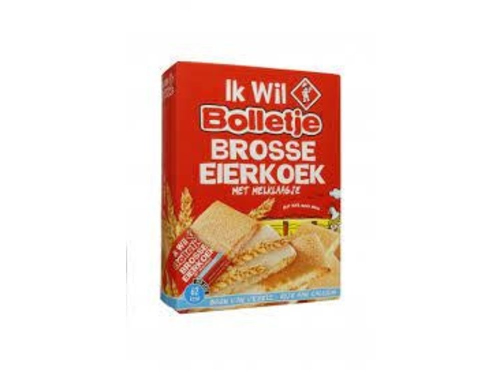 Bolletje Bolletje Brosse Eierkoek 5.2 oz box ind packed