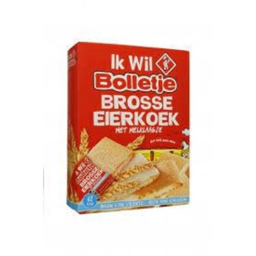 Bolletje Bolletje Brosse Eierkoek 5.2 oz obx ind packed