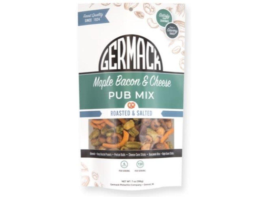 Germack Germack Maple Bacon Cheese Pub Mix  Mix 8 oz
