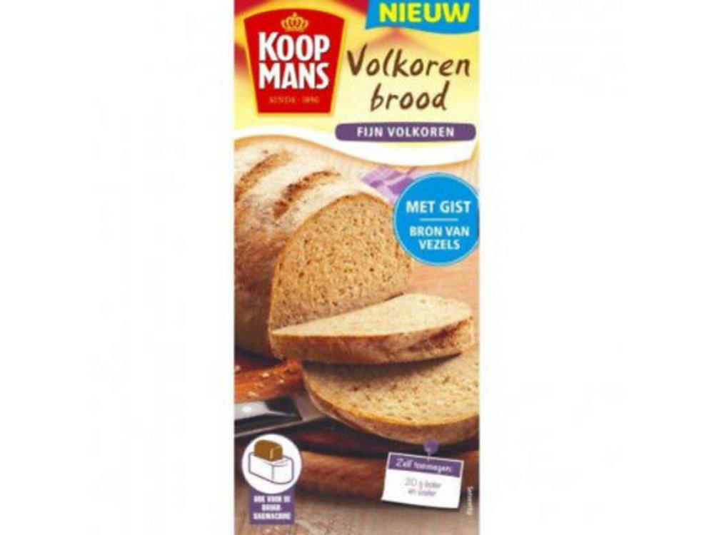 Koopmans Koopmans Wholewheat Bread Mix 15.8 Oz