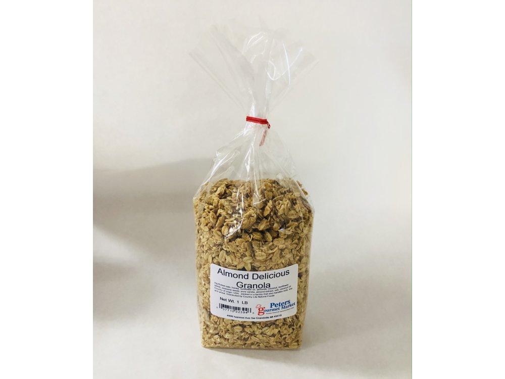 Country Life Almond Granola 16 oz