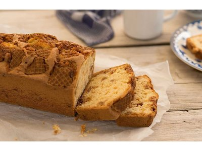 Koopmans Koopman Stroopwafel Cake mix 14 oz box