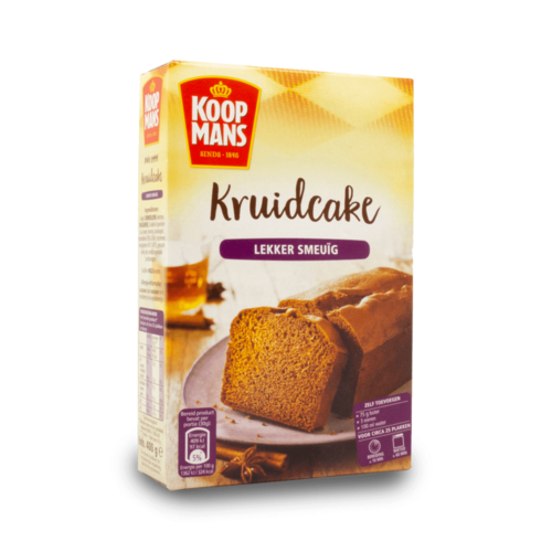 Koopmans Koopmans Speculaas Cake mix 14.1 Oz